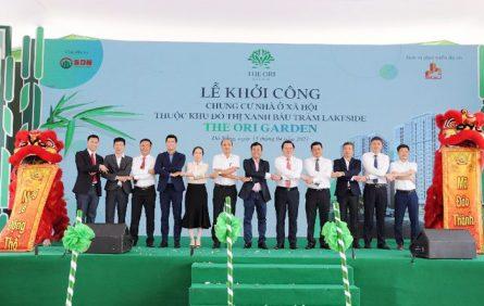 Khoi Cong The Ori Garden 1