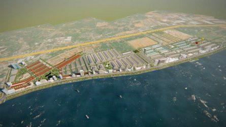 Tổng thể dự án khu đô thị Vịnh An Hòa City