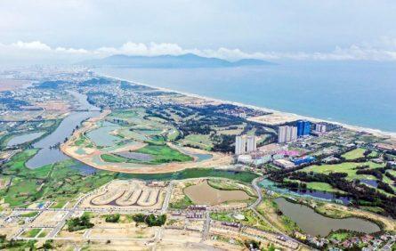 Đô thị ven sông Cổ Cò đi qua Đà Nẵng và Hội An, Điện Bàn