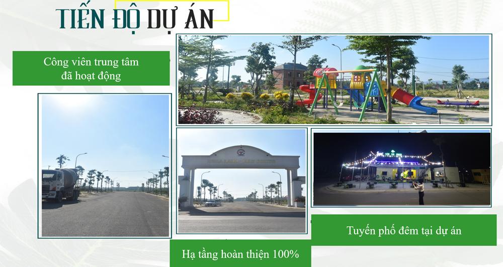 Tiến độ Shiamond City Quảng Ngãi