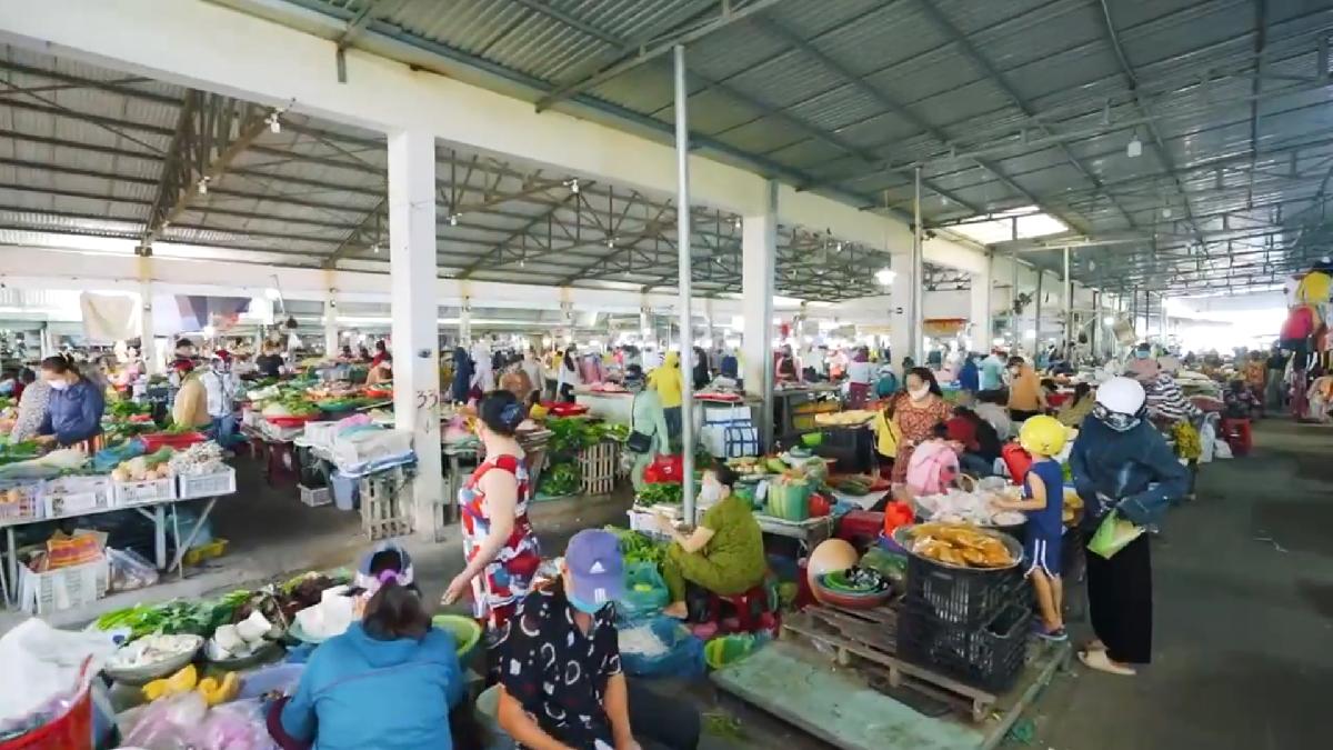 Khu Phố Chợ Điện Nam Trung
