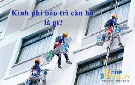 Kinh Phi Bao Tri Can Ho Chung Cu La Gi