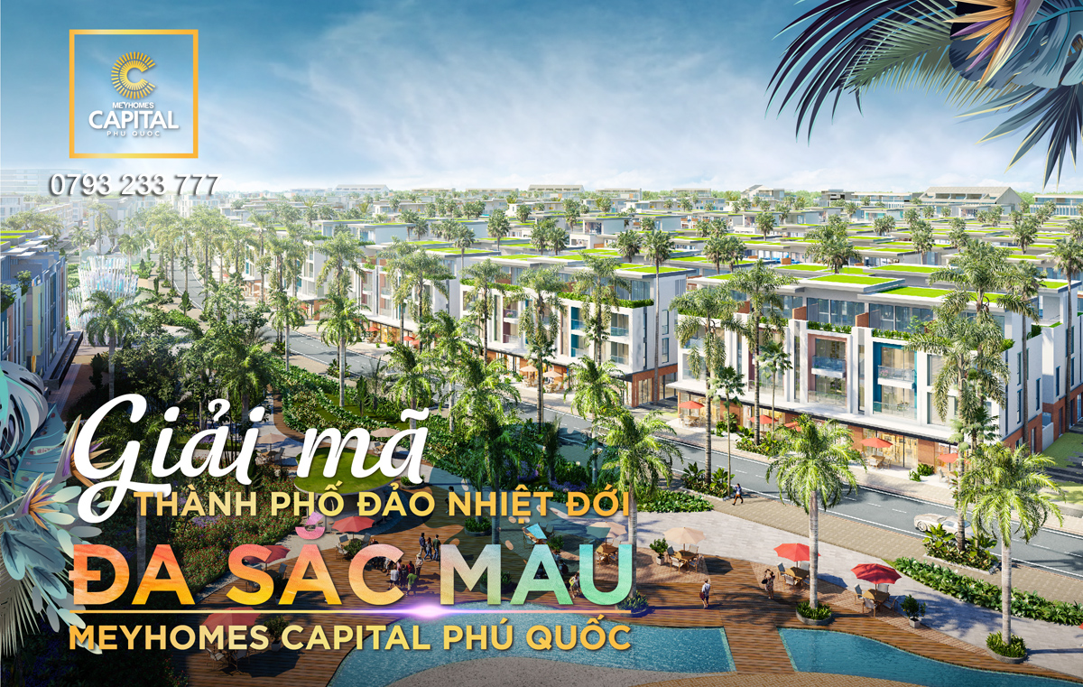 Meyhomes Capital Phu Quoc Da Sac Mau