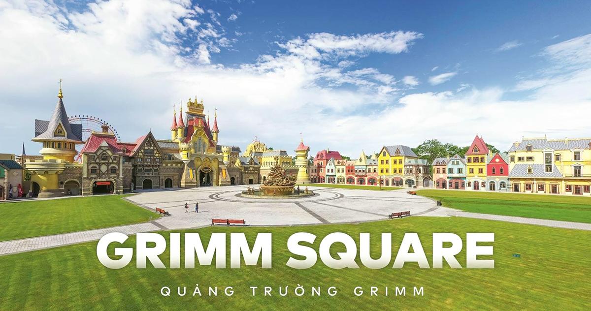 Shop Vinwonders Phu Quoc Grimm