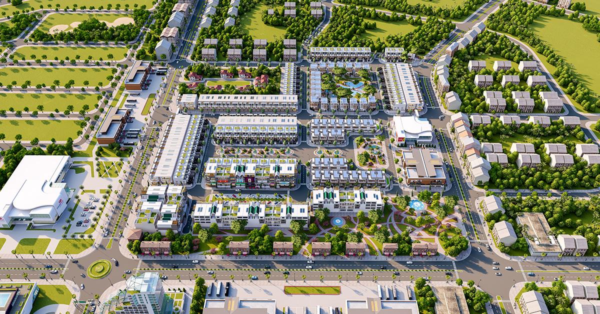 Phối Cảnh Đức Phổ Gateway