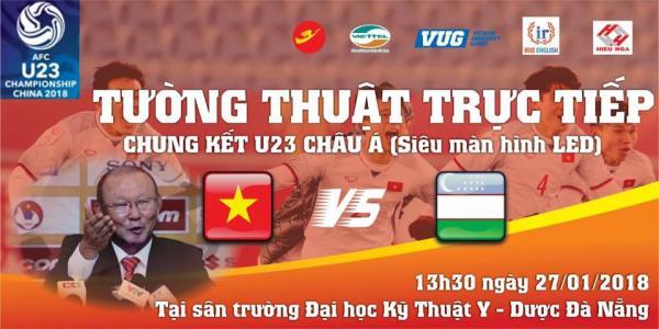 Sân trường ĐH Kỹ thuật y dược Đà Nẵng