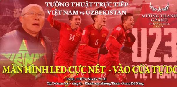 Sảnh chính khách sạn Mường Thanh, địa chỉ 962 Ngô Quyền, Đà Nẵng